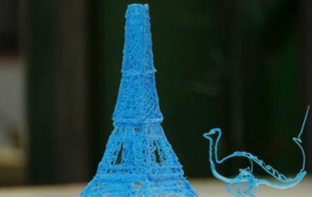 神笔马良成现实:凭空作画的3D涂鸦笔