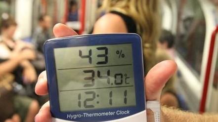 英国高温热死760人:为何30℃死数百人