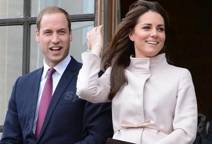 凯特王妃诞下男婴 剑桥王子出生啦!