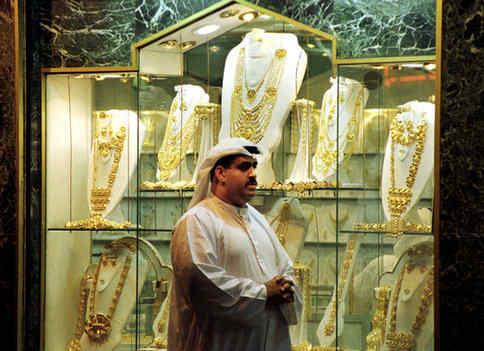 去迪拜减肥吧!减1公斤换1克黄金