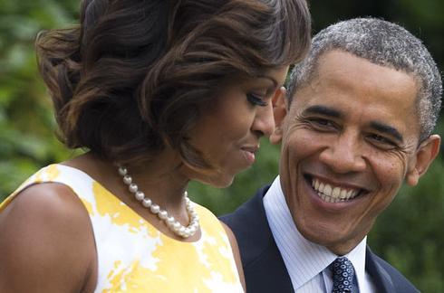 米歇尔奥巴马 美国准备好迎接女总统