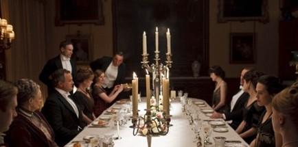 唐顿庄园 女主人教英式餐桌礼仪