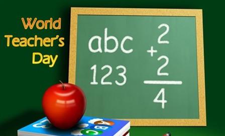 2013年世界教师日联合致辞|英语笔译资料
