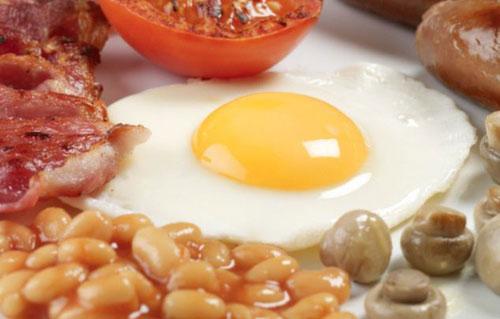 全英式早餐能帮你减肥