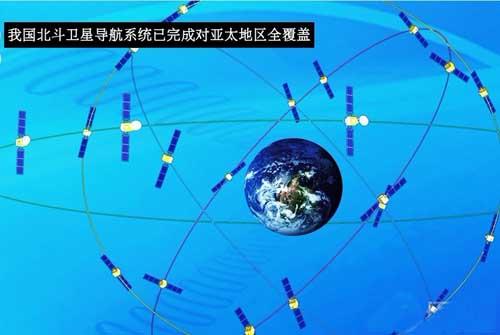 北斗卫星导航服务一周年