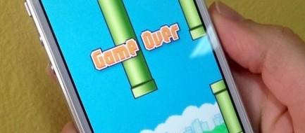 爆红游戏《Flappy Bird》遭作者本人下架