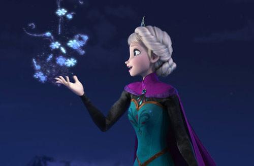 2014年奥斯卡:《冰雪奇缘》获得最佳动画长片