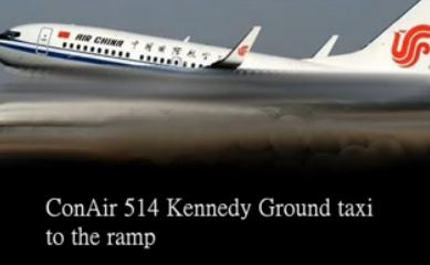 国航飞行员秀英语 逼疯美国空管
