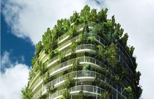 """热门单词:""""绿色建筑""""用英文怎么说?"""
