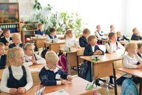 俄罗斯学校里的中文学习