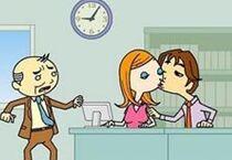 潮流英语口语1000句 Unit36:办公室里的爱情(mp3+lrc)