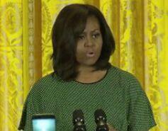 米歇尔奥巴马在白宫举办的诺鲁孜节庆祝活动上的讲话