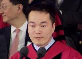 中国留学生首次在哈佛毕业演讲