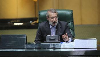 ���Ӣ������:Larijani elected interim speaker of Iranian parliament