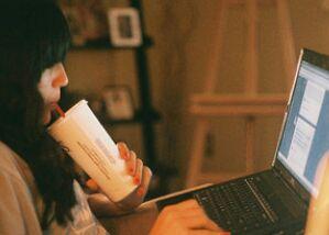 英语六级作文范文:互联网学习