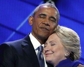 奥巴马民主党大会演讲:希拉里最有资格当总统