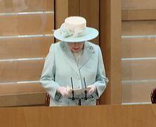 脱欧公投后英国女王首次公开演讲