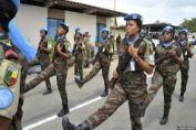 VOA����Ӣ��:Training Women Peacekeepers(����)