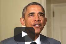美国总统奥巴马每周电台演讲:为我们的孩子提供一个更好更安全的未来