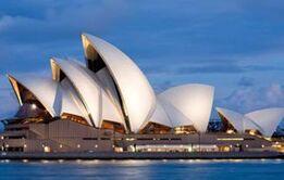 留学澳洲英语学习教程第1课:Getting There抵达澳洲MP3和文本下载