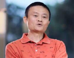 马云录英文视频为杭州代言