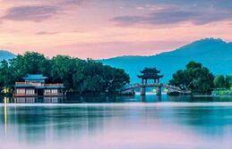 杭州西湖中英文双语介绍