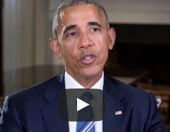 美国总统奥巴马每周电台演讲:庆祝非裔美国人历史与文化国家博物馆开幕