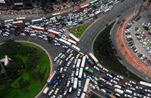 如何面对大城市堵车难题? How to Deal With Traffic Jam in Metropolis?