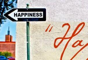 美文赏析:不要等着幸福到来,幸福是条路!