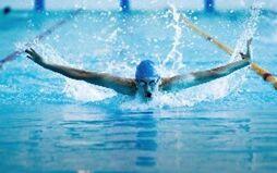 我和游泳 Me and Swimming
