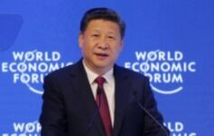 VOA慢速英语:China's President Supports Free Trade at World Economic Meeting