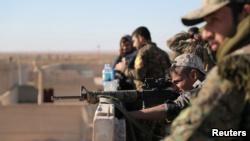 VOA常速英语:ISIL Under Pressure
