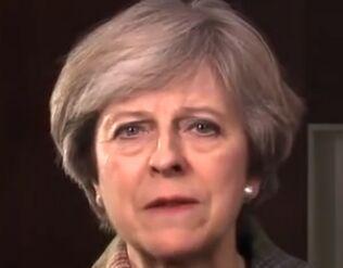 英国首相梅姨向全球华人拜年!首秀中文