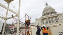VOA慢速英语:Washington Businesses, Hotels Prepare for Trump Inauguration
