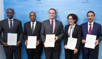 国际英语新闻:Landmark trade agreement enters into force: WTO chief