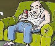懒惰的人 The Lazy Person