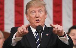 2017年2月28日美国总统特朗普国会演讲(中英双语)