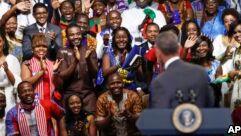 Exchange Program Builds Ties Between US, Africa