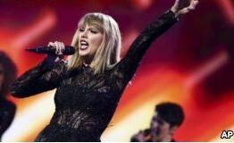 VOA常速英语:Top 5 Songs for Week Ending March 25