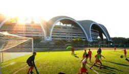越来越多的足球学校将要建立 More Football Schools Will be Built