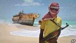 Pirates Hijack Ship off Somalia's Northern Coast
