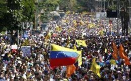 BBC在线收听下载:委内瑞拉民众示威抵制马杜罗