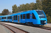 德国成功测试氢动力火车 环保零排放