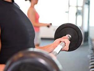实战口语情景对话 第776期:Upper body workout 上半身训练