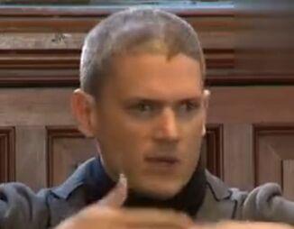 《越狱》主演温特沃斯・米勒牛津大学访谈