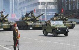 朝鲜官员警告美国称将先发制人