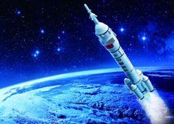 VOA常速英语:Award Recipient Charts New Path in Human Spaceflight(翻译)