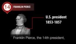 VOA慢速英语:Franklin Pierce: Ineffective