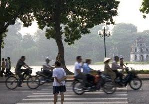 实战口语情景对话 第801期:Foot Traffic 行人交通