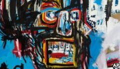 VOA慢速英语:Basquiat Painting Sells for $110.5 Million